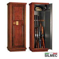 lesena omara za puške